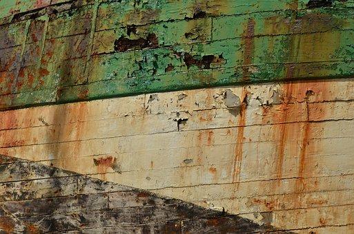Wreck, Boat, Ship, Shipwreck, Ship Wreck, Old, Wood
