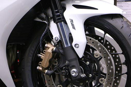 Technology, Motorcycle, Front Wheel, Brake, Disc Brakes