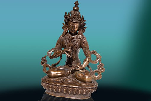 Vajrasattva, Bodhisattva, Esoteric, Right Hand, Vajra