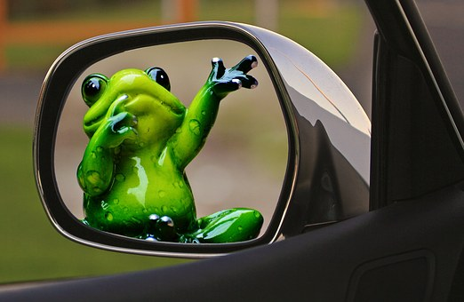 Time To Go, Frog, Farewell, Sad, Wave, Funny, Cute