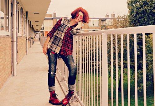 Woman, Model, Fashion, Clothes, Style, Pose, Caucasian