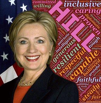 Hillary, Clinton, President, Woman, Leader, Leadership