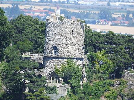Black Tower, Mödling, Tower, Fortress