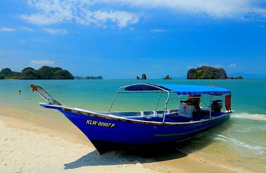 Beach, Langkawi, Malaysia