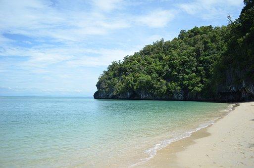 Beach, Relaxation, Langkawi