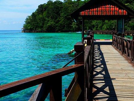 Malaysia, Langkawi, Sea