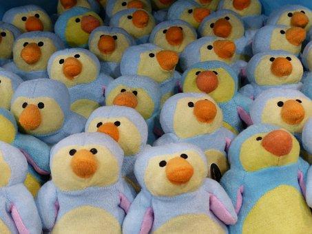 Penguins, Soft Toys, Plush Toys, Stuffed Animals, Toys