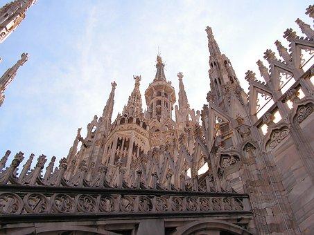 Milan, Cathedral, Duomo