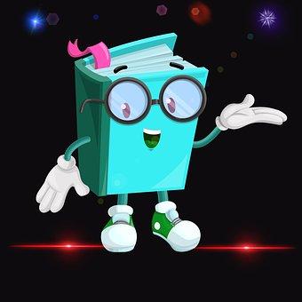 Professor, Book, Funny Book, Explain, Explanation