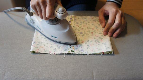 Iron, Handicraft, Housewife