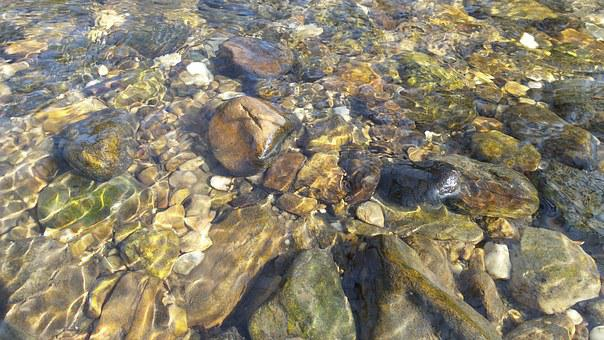 Water, Bach, Energy, River, Stones, Nature, Waters