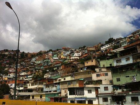 Caracas, Venezuela, Barriada, Venezuelan Neighborhood