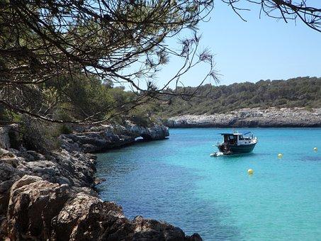 Mediterranean, Coast, Holiday, Sea, Nature, Mallorca