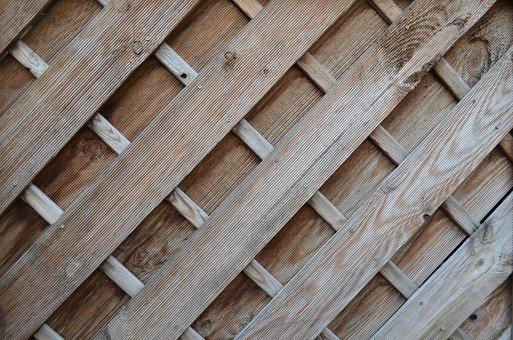 Fence, Wood, Panels, Material, Natural, Wallpaper