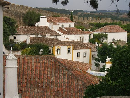 Town, Village, Roofs, Old Buildings, Roof, Architecture