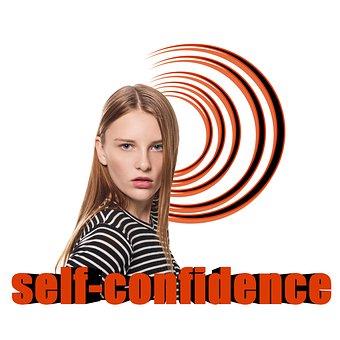 Woman, Self-confidence, Self Confidence, Self-esteem
