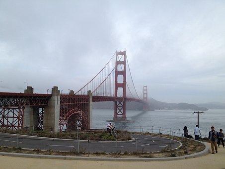 San Francisco, Golden Gate Bridge, United States