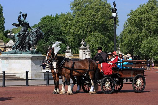 Horse And Carriage, Carriage, Horse, Horses, London