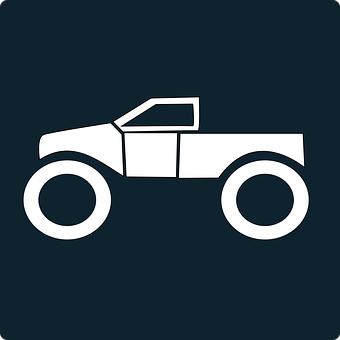 Monster, Truck, Sports, Automobile, Motor, Modified