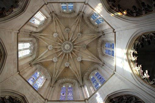 Portugal, Batalha, The Vault, Monument, Church, Tourism
