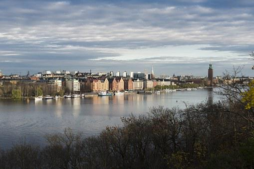 Stockholm, Views, Water