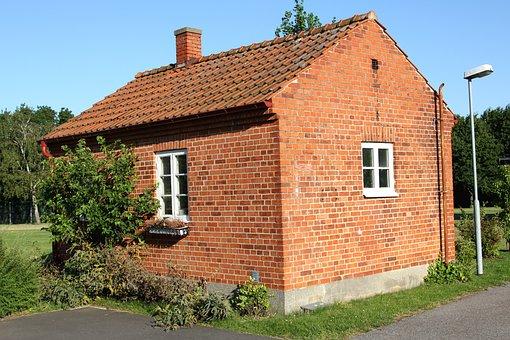 Brick House, House, Small House