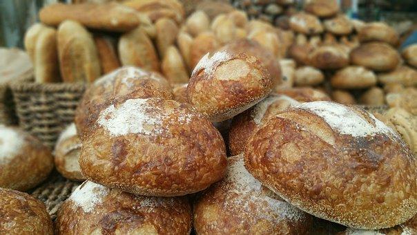 Bread, Healthy Bread, Morning, Fresh, Breakfast