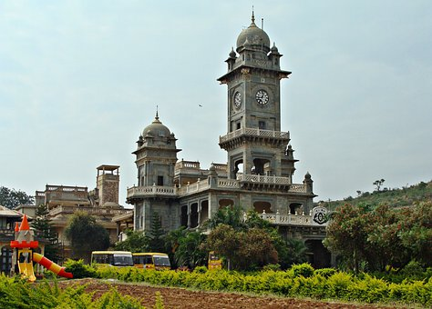 Palace, Building, Royal, Historical, Patwardhan Palace