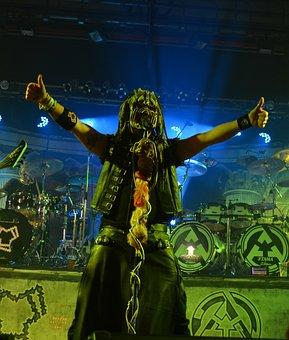 Concert, Singer, Your Hands Up