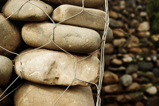 Stones, Barn, Granite Stones, Granite, Rocks