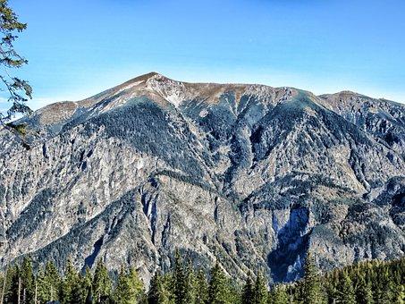 Austria, Alps, Landscape, Mountains, Scenic, Ravine