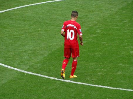 Soccer, Soccer Player, Philippe Coutinho, Sport