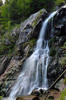 Cascada, Varciorog Waterfall, The Apuseni Mountains