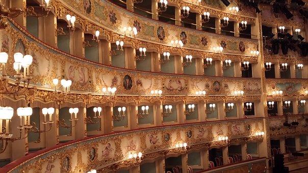 Opera, Venice, Italy
