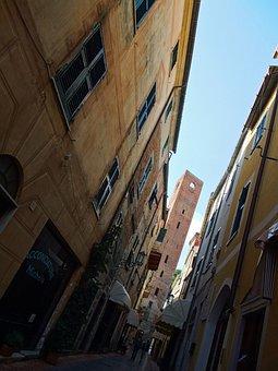 Noli, Italy, Tower