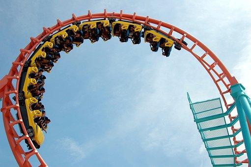 Roller Coaster, Ride, Fun, Amusement, Roller, Coaster