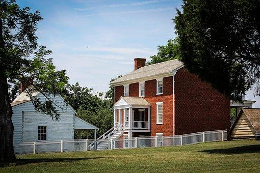 Appomattox Court House, Mclean House