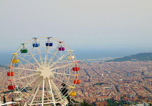 Barcelona, Sightseeing, Europe, Spain, Travel, City