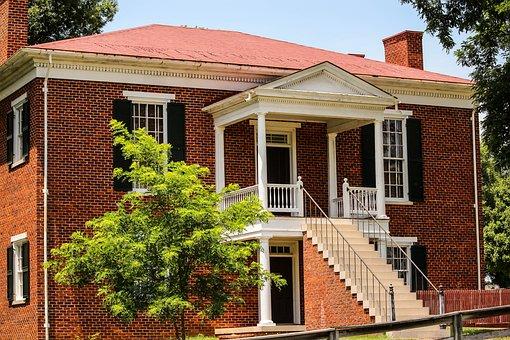 Brick Building, Appomattox Court House