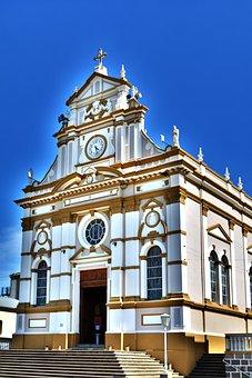 Church, Antique, Religion, Faith, Catholic, Catholicism