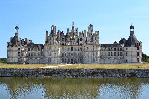 Chambord, Château De Chambord, Royal Castle