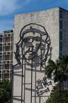 Che Guevara, Cuba, Havana, Guerrilla Leader, Fighter