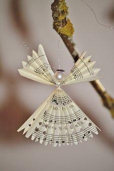 Angel, Christmas Decorations, Christmas Ornaments