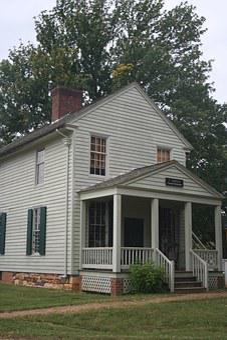 Appomattox Court House, Civil War, Virginia, Appomattox