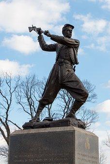Civil War, Gettysburg, War, Civil, Battle, Military