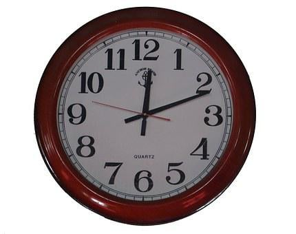 Time, Clock, Hour, Minute, Time Clock, Watch, Second