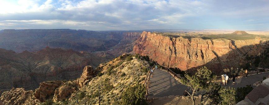Grand Canyon, Landscape, Arizona, Travel, Nature, Park