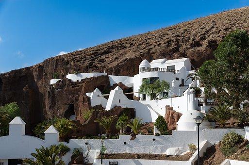 Nazareth, Lanzarote, Canary Islands, Spain, Island