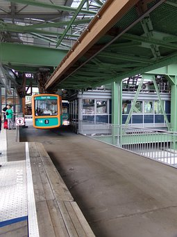 Elevated Railway, Overhead Railway, Suspended Railway