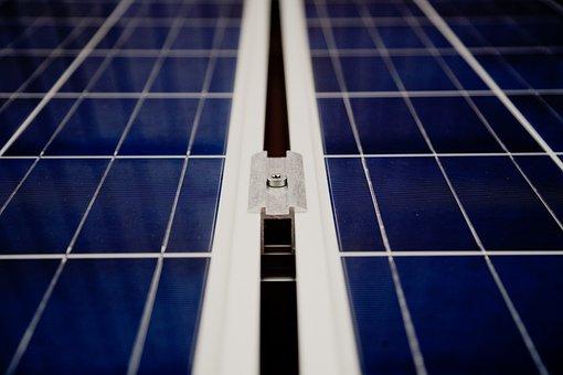 Solar Cells, Solar, Solar Panel, Roof, Power Generation